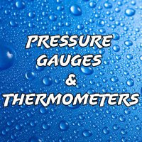 Pressure-Gauges-Thermometers
